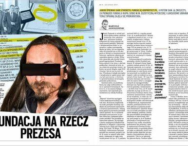 Szef fundacji Kidprotect.pl przywłaszczył niemal pół miliona złotych?