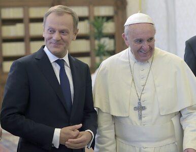 Tusk do papieża: Europa jest wciąż podobna do Ciebie