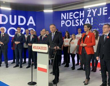 Szefowa kampanii Andrzeja Dudy: Dowolność korzystania z wolności słowa...