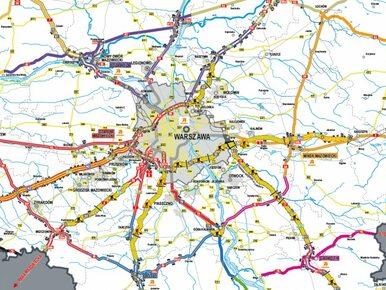 Koniec korków na południe od Warszawy? Podpisano umowy na budowę...