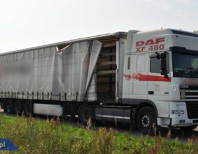 Ukradł 24 tony ołowiu. Z ciężarówki, którą prowadził