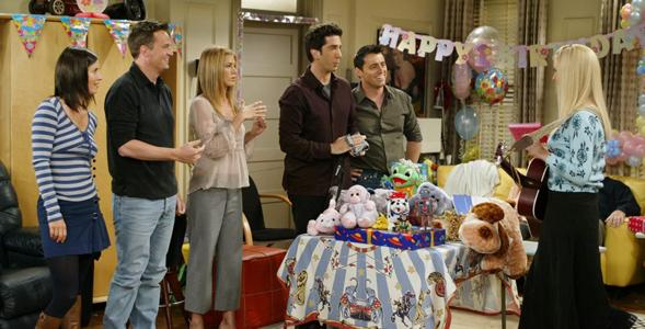 """Quiz z finałowego sezonu popularnego serialu """"Przyjaciele"""". Ile pamiętasz?"""