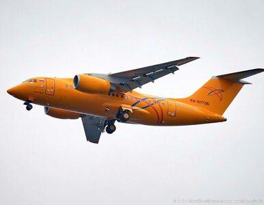 Katastrofa samolotu pod Moskwą. Pilot informował przed startem o usterce...