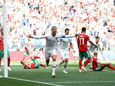 Ronaldo strzelił, ale Portugalia nie zachwyciła. Maroko o krok od sensacji