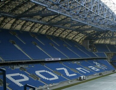Stadion w Poznaniu przynosi mniejsze zyski, niż zakładano