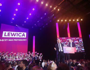 Konwencja programowa Lewicy przerwana. Biedroń wezwał zgromadzonych do...