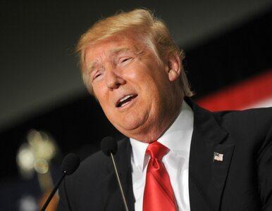 Donald Trump wulgarnie o swoim rywalu