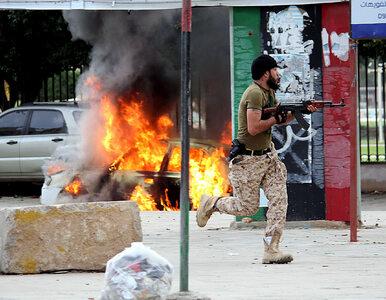 Libia zagrożona przez IS utworzyła rząd jedności narodowej