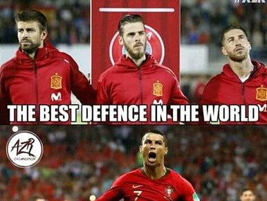 Cristiano Ronaldo bohaterem memów po meczu z Hiszpanią. Internauci...