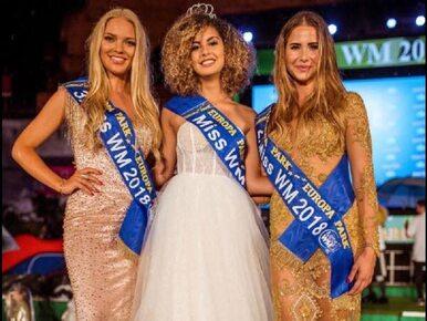 Belgijka została Miss mundialu w Rosji. Kim jest 18-letnia Zoe Brunet?