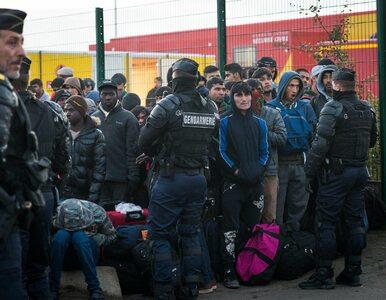 Zamieszki z udziałem uchodźców w Calais. Co najmniej 5 osób nie żyje