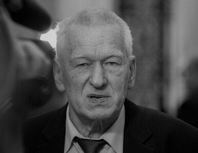Kornel Morawiecki nie żyje. Marszałek senior miał 78 lat