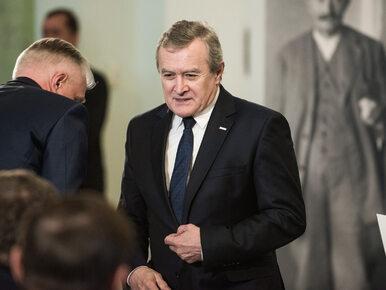 """Gliński apeluje do Niemców, by """"przeszukali swoje piwnice"""". O co chodzi?"""