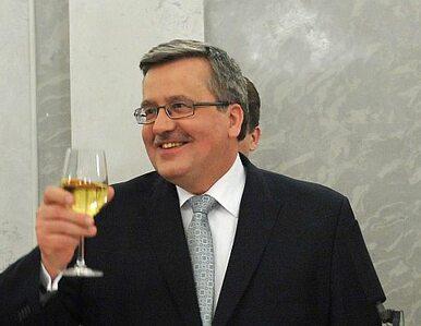 Bronisław Komorowski zakończył wizytę na Węgrzech