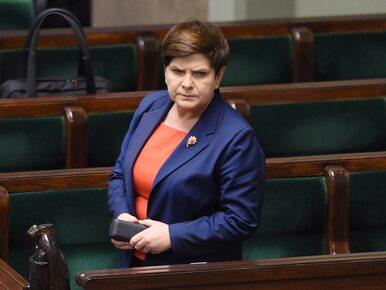 Premier w orędziu: Decyzja prezydenta spowolni reformę sądownictwa