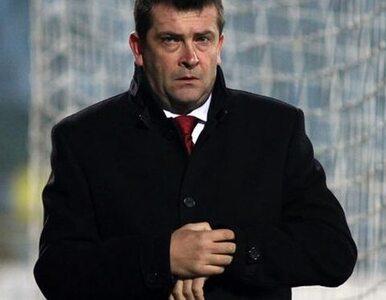 Pogoń Szczecin zwolniła trenera