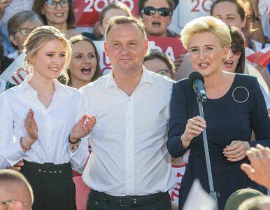 Andrzej Duda: Chcę kontynuować budowę Polski, gdzie pod biało-czerwoną...