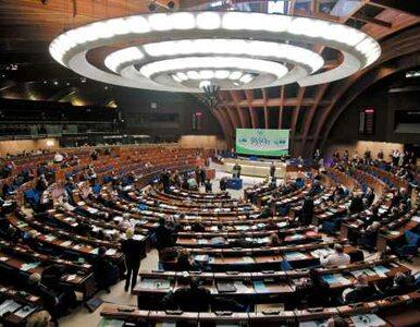 Rosja wykluczona z kierownictwa w Radzie Europy