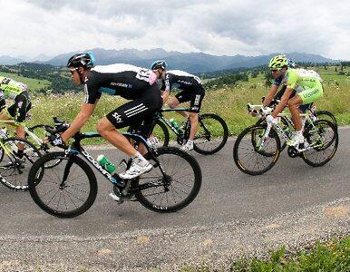 Tour de Pologne: Włoch odzyskał koszulkę lidera