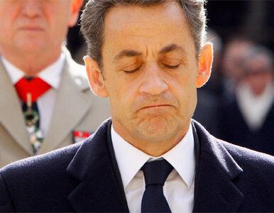 Sondaże: Sarkozy przestanie być prezydentem