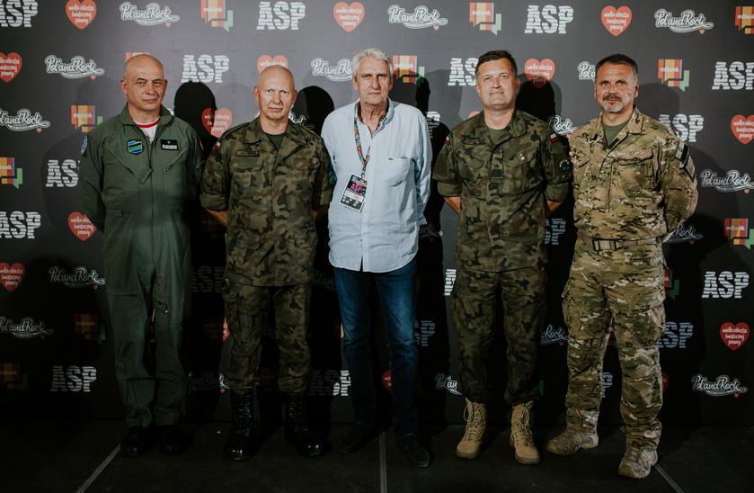 Spotkanie z gen. Mirosławem Różańskim