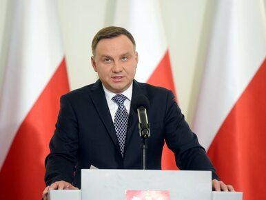 NA ŻYWO: Prezydent Andrzej Duda podpisze ustawy o SN i KRS