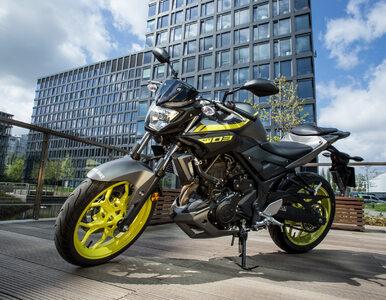 Yamaha MT-03 - Monster(ek) z Japonii