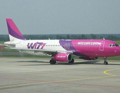 Samolot Wizz Air z Katowic do Eindhoven musiał zawrócić. Pilot zasłabł w...