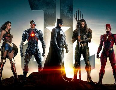 Liga Sprawiedliwości - Batman i spółka