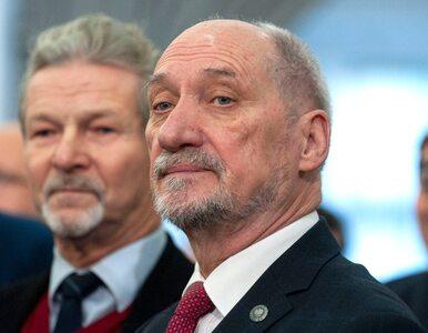 """Spięcie między Macierewiczem a Mosbacher. """"Napisałem prawdę i tylko prawdę"""""""