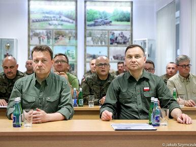 Szef MON: Robimy wszystko, żeby Polska była bezpieczna