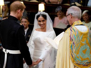 Co podczas królewskiego ślubu robiła rodzina Meghan Markle, która nie...