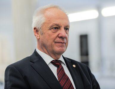 Do Sejmu wpłynął wniosek o uchylenie immunitetu Stefanowi Niesiołowskiemu