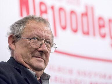 """Michnik ostro na łamach """"Die Welt"""": Gdy łamana jest konstytucja, dni..."""