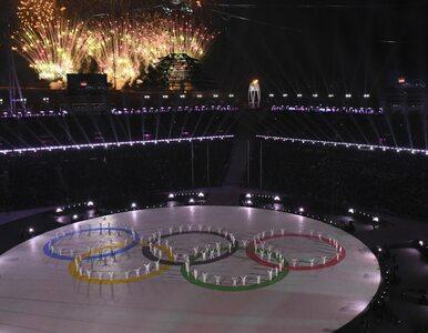 Znicz olimpijski zgasł. Tak wyglądała ceremonia zamknięcia igrzysk w...