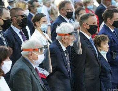 Prezydent Duda: Powstańcy Warszawscy to najwięksi bohaterowie nie tylko...
