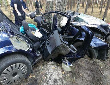Tragiczny wypadek na drodze między miejscowościami Bytnica i Głębokie
