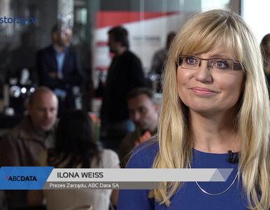 ABC Data SA, Ilona Weiss - Prezes Zarządu, #164 ZE SPÓŁEK