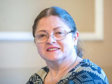 Krystyna Pawłowicz wpadła na pomysł, jak zachować honor na mundialu