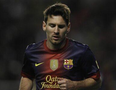 Messi: myślałem, że to moja ostatnia piłka