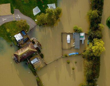 Powodzie w Wielkiej Brytanii. Ponad 150 ostrzeżeń, zalane domy i...