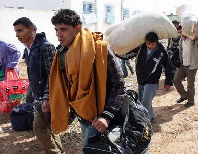 Przy granicy z Polską powstały dwa obozy dla uchodźców