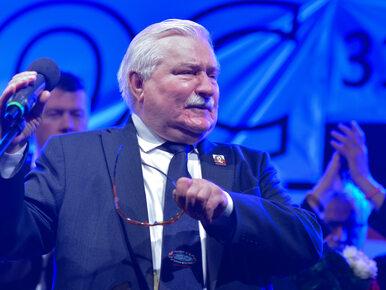 Wałęsa: Zrzekam się nagrody Człowieka Roku przyznanej mi przez Forum...