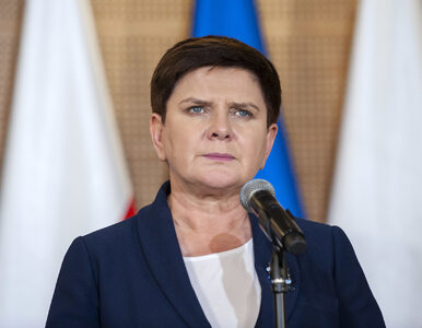 Kraków. Kolizja z udziałem Beaty Szydło. Była premier ukarana mandatem