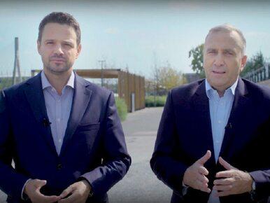 Nowy spot PO. Schetyna i Trzaskowski ostrzegają przed Polexitem