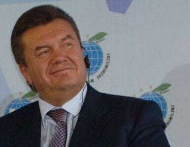"""""""Wysoka gorączka"""". Janukowycz na zwolnieniu lekarskim"""