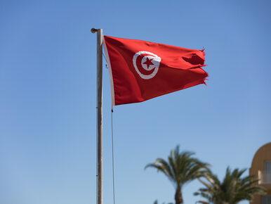 Kobieta wysadziła się w powietrze w centrum Tunisu