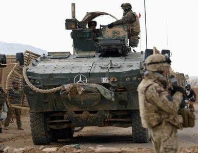 Dwóch żołnierzy, w tym jeden amerykański, zginęło w Afganistanie