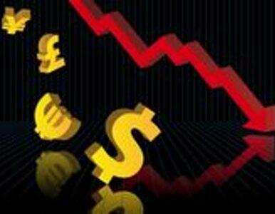 W 2009 r. światowy wzrost gospodarczy na minusie