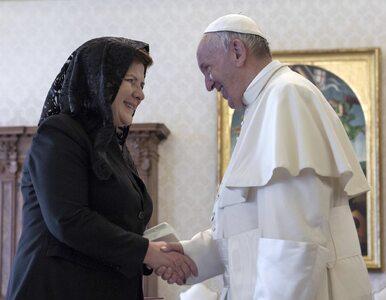 """Papież podziękował Szydło za organizację ŚDM oraz """"miłe przyjęcie"""""""